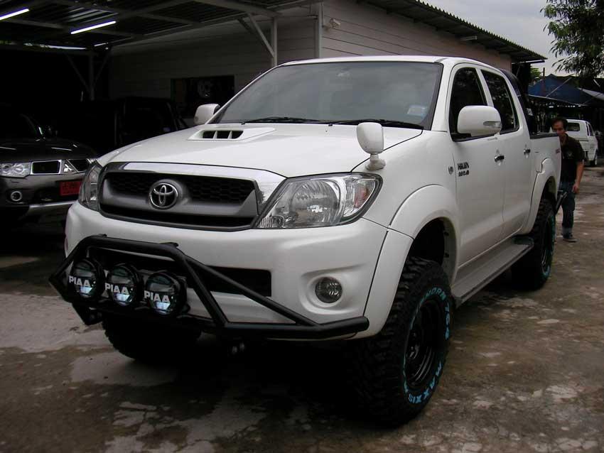 87 Toyota Pickup >> กระดานภาพ หมวดรถกระบะ / PICK UP - ++ TOYOTA VIGO PRERUNNER ...